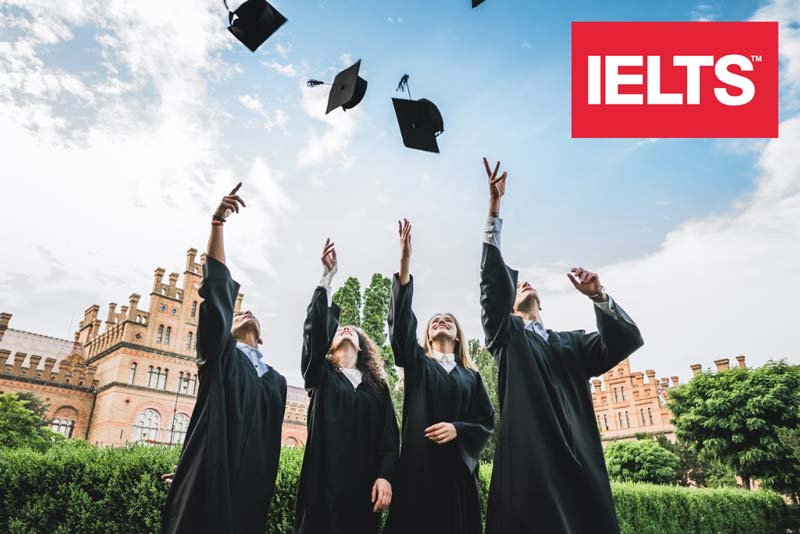 IELTS Comprehensive Course